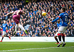 Rangers v St Johnstone&hellip;16.02.19&hellip;   Ibrox    SPFL<br />Chris Kane&rsquo;s header is saved by Wes Foderingham<br />Picture by Graeme Hart. <br />Copyright Perthshire Picture Agency<br />Tel: 01738 623350  Mobile: 07990 594431