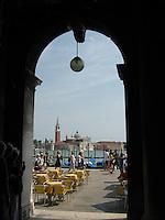 View of San Giorgio Maggiore