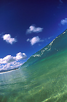 Ke'iki beach, O'ahu.