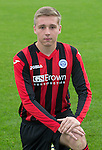 Connor McLaren, St Johnstone FC...Season 2014-2015<br /> Picture by Graeme Hart.<br /> Copyright Perthshire Picture Agency<br /> Tel: 01738 623350  Mobile: 07990 594431