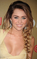 LOS ANGELES, CA - DECEMBER 11: Miley Cyrus arrives at 2011 CNN Heroes: An All-Star Tribute at The Shrine Auditorium on December 11, 2011 in Los Angeles, California.