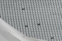 SÃO PAULO,SP,11.07.2014 - CADEIRAS QUEBRADAS ARENA CORINTHIANS - Vista da arquibancada  da Arena Corinthians  na manhã desta sexta feira (11) cadeiras foram quebradas por  torcedores argentinos no ultimo jogo entre Holanda x Argentina pela semi final da copa do mundo 2014.FOTO (Aler Vianna/Brazil Photo Press).