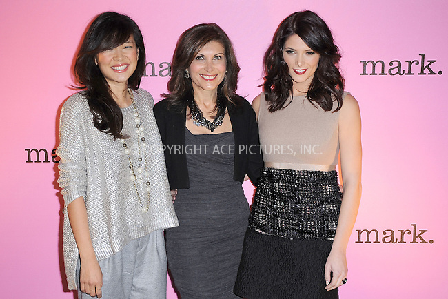 WWW.ACEPIXS.COM . . . . . .November 11, 2010...New York City...Suchin Pak, Claudia Poccia and Ashley Greene attend mark goes `Inside the mark Studio` with Ashley Greene at The Glass Houses on November 11, 2010 in New York City....Please byline: KRISTIN CALLAHAN - ACEPIXS.COM.. . . . . . ..Ace Pictures, Inc: ..tel: (212) 243 8787 or (646) 769 0430..e-mail: info@acepixs.com..web: http://www.acepixs.com .