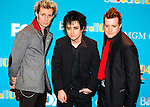 Green Day..in the Press Room of 2004 Billboard Music Awards at MGM Grand in Las Vegas, December 8th 2004. Photo by Chris Walter/Photofeatures.