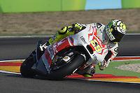 Aragon (Spagna) 27/09/2014 - qualifiche Moto GP - foto Luca Gambuti/Image Sport/Insidefoto<br /> nella foto: Andrea Iannone