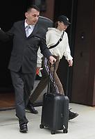 MAY 28 Gigi Hadid Seen In New York City