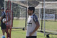 CAMPINAS, SP 25.06.2019 - PONTE PRETA - Tiago Real. A equipe da Ponte Preta realizou treino nesta terça-feira (25) no CT do Jd Eulina, na cidade de Campinas (SP). (Foto: Denny Cesare/Código19)