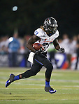 Boise State's Jay Ajayi (27) runs against Nevada during the second half of an NCAA college football game in Reno, Nev., on Saturday, Oct. 4, 2014. Boise State won 51-46. (AP Photo/Cathleen Allison)