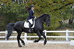 Class 6. Unaffiliated dressage. Brook Farm Training Centre. Essex. UK. 27/10/2018. ~ MANDATORY Credit Garry Bowden/Sportinpictures - NO UNAUTHORISED USE - 07837 394578