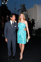 L'imprenditore Matteo Marzotto ritratto con Isabella Borromeo in occasione dell'One Night Only a Roma, 5 giugno 2013.<br /> Italian industrialist Matteo Marzotto portrayed with Isabella Borromeo in occasion of the One Night Only fashion event in Rome, 5 June 2013.<br /> UPDATE IMAGES PRESS/Riccardo De Luca