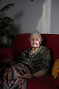 """Spain - El Campillo - Portrait of Josefa Zamorano Madera, 85. Miguel Ángel was her sixth son. He was born on the 3rd of June 1968 at the Manuel Lois hospital, in Huelva. The delivery went smoothly. The baby weighed almost 5 kilos and kept on growing while the mother breastfed him during the first two days.""""On the third day, a nun handed me a much darker and gracile son"""", she continues. """"This is not my son!', I told her. Her only reply was 'if you want you can have this one, otherwise I'll take him away'"""". As Zamorano Madera protested, the nun walked away with the newborn. Zamorano Madera never saw either of the two kids again."""