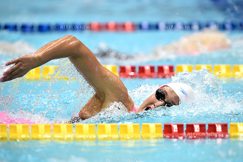 Mireia Belmonte Garcia (ESP), <br /> OCTOBER 28, 2014 - Swimming : FINA /MASTBANK Swimming World Cup Tokyo Women's 800m Freestyle Final at Tatsumi International Swimming Pool, Tokyo, Japan. <br /> (Photo by AFLO SPORT)