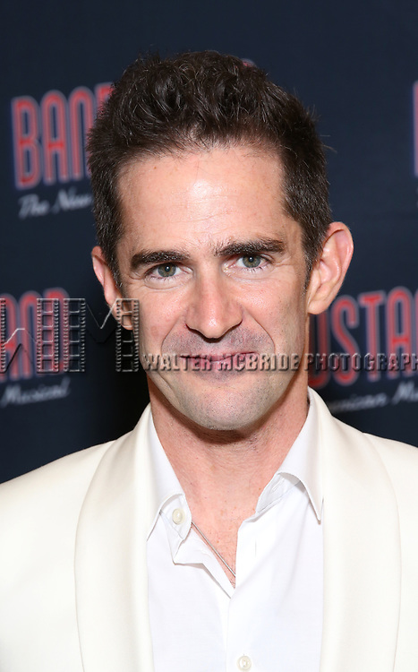 Andy Blankenbuehler attends the Broadway Opening Night After Party of 'Bandstand' at the Edison Ballroom on 4/26/2017 in New York City.
