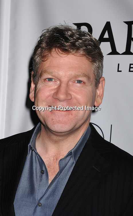 """Kenneth Branagh ..arriving at The New York Premiere of """"Sleuth"""" on ..October 2, 2007 at The Paris Theatre. The event was ..hosted bu Parmigiani Watch Company. ..Photo by Robin Platzer, Twin Images....212-935-0770"""
