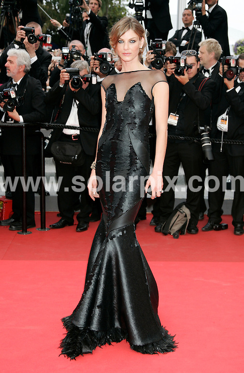 **ALL ROUND PICTURES FROM SOLARPIX.COM**                                             **UK AND SPAIN SYNDICATION RIGHTS ONLY**                                                                                   Arrivals at Les Bien-Aimes premiere and closing night 64th Cannes Film Festival                                                                            This pic:    Angela Lyndvall                                                                                          JOB REF:    13419    CPR Heinz       DATE:  24.05.11                                                          **MUST CREDIT SOLARPIX.COM OR DOUBLE FEE WILL BE CHARGED**                                                                      **MUST AGREE FEE BEFORE ONLINE USAGE**                               **CALL US ON: +34 952 811 768 or LOW RATE FROM UK 0844 617 7637**