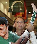 SPECIAL TELEGRAAF iov Luuk Blijboom (sport)Champions Trophy Hockey; bondscoach van Pakistan, Roelant Oltmans.