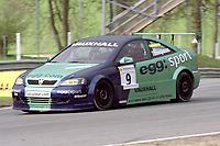 #9 James Thompson (GBR). Egg Sport. Vauxhall Astra Coupé.