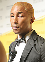 NEW YORK, NY - SEPTEMBER 10: Pharrell Williams attends the Yellow Ball at the Brooklyn Museum on September 10, 2018 on September 10, 2018 in Brooklyn, New York. Photo Credit John Palmer/MediaPunch<br /> CAP/MPI/JP<br /> &copy;JP/MPI/Capital Pictures