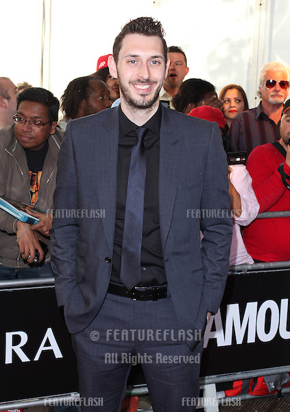 Blake Harrison arriving for the 013 Glamour Awards, Berkeley Square, London. 04/06/2013 Picture by: Alexandra Glen / Featureflash