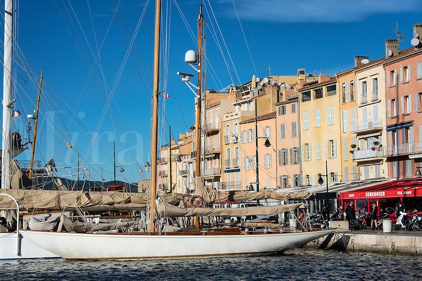 Saint-Tropez, Provence, France