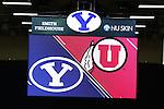2016 BYU Women's Volleyball vs Utah