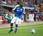 St Johnstone FC...Season 2012-13.Nigel Hasselbaink.Picture by Graeme Hart..Copyright Perthshire Picture Agency.Tel: 01738 623350  Mobile: 07990 594431