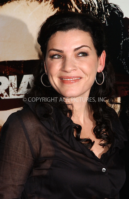 "WWW.ACEPIXS.COM . . . . .  ....November 20 2005, New York City......Julianna Margulies....Red Carpet Arrivals for the US Premiere of the Warner Bros. film ""Syriana"" at the Loews Lincoln Square Theatre.....Please byline: AJ Sokalner - ACE PICTURES..... *** ***..Ace Pictures, Inc:  ..Philip Vaughan (212) 243-8787 or (646) 769 0430..e-mail: info@acepixs.com..web: http://www.acepixs.com"