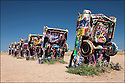 Texas-Amarillo<br /> Cadillac Ranch