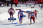 FIS Cross Country World Cup Final - Men - Mass start - Falun