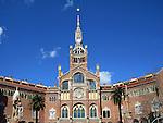 Barcelona Tour.<br /> Sant Pau - Recinte Modernista.