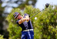 Brandon Hodgson of Otago. Day One of the Toro Interprovincial Men's Championship, Mangawhai Golf Club, Mangawhai,  New Zealand. Tuesday 5 December 2017. Photo: Simon Watts/www.bwmedia.co.nz
