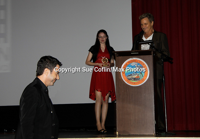 Martin Kove - Gala Awards Night - Closing Night - Hoboken International Film Festival held June 5, 2014 at the Paramount Theatre, Middletown, New York. (Sue Coflin/Max Photos)
