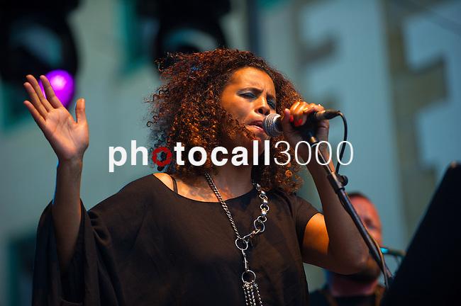 Neneh Cherry en el 47 Heineken Jazzaldia