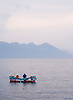 A fisherman off the Greek island of Aegina. Photo by Kevin J. Miyazaki/Redux