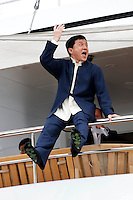 Jackie Chan at the 'Skiptrace' Photocall at the 66th Cannes Film Festival