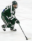 Ryan Bullock (Dartmouth - 22) - The Harvard University Crimson defeated the Dartmouth College Big Green 5-2 to sweep their weekend series on Sunday, November 1, 2015, at Bright-Landry Hockey Center in Boston, Massachusetts. -