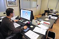- ditta Milestone a Sorisole (Bergamo), produzione di apparecchiature diagnostiche ospedaliere, ufficio tecnico<br /> <br /> - Milestone company in Sorisole (Bergamo), production of hospital diagnostic equipments, rhe technical office