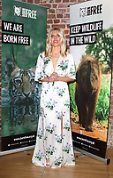 Mollie King attends the Born Free Raise the Red Flag, Global Initiative launch at the Royal Society for Art, London on August 7th 2019<br /> CAP/ROS<br /> ©ROS/Capital Pictures