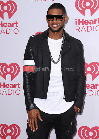 LAS VEGAS, NV - SEPTEMBER 19:  Usher at the 2014 iHeartRadio Music Festival at the MGM Grand Garden Arena on September 19, 2014 in Las Vegas, Nevada. PGSK/MediaPunch