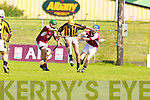 Kieran Dineen Abbeydorney v David Leahy Tommy Barrett Causeway in the Round Two Senior Hurling County Chamionship at Austin Stack Park in Tralee.