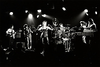 La chanteuse et actrice Louise Portal, le 20 mai 1983, au Cub Soda<br /> <br /> PHOTO : Denis Alix - Agence Quebec Presse
