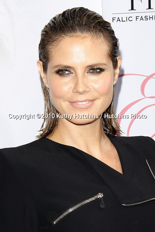 Heidi Klum.Eva by Eva Longoria Parker Fragrance Launch Party.Beso Hollywood.Hollywood, CA.April 27, 2010.©2010 Hutchins Photo....