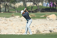 Liam Johnston (SCO) in action during the second round of the Commercial Bank Qatar Masters, Doha Golf Club, Doha, Qatar. 08/03/2019<br /> Picture: Golffile | Phil Inglis<br /> <br /> <br /> All photo usage must carry mandatory copyright credit (&copy; Golffile | Phil Inglis)