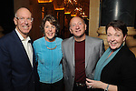 From left: David Mincberg, Lainie Gordon, Kirk Konigsmark and Julie Konigsmark at a dessert reception for Louis Gossett Jr. and the Anti-Defamation League at Chateau Carnarvon Tuesday Nov. 11, 2014.(Dave Rossman photo)