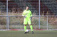 Felix Meyer (Büttelborn) - Büttelborn 09.09.2018: SKV Büttelborn vs. SV Münster