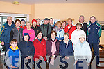 WALKERS: Walkers who signed in at St Brendans Pastoral Centre, Tralee, to take part in the Tralee Branch of the Irish Kidney Association 10k Walk around Blennerville and Ballyard on Sunday..