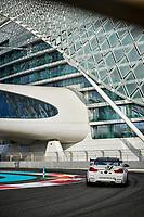 #18 3Y TECHNOLOGY (FRA) BMW M4 GT4 AHMAD ALMOOSA (UAE) SAIF ALAMERI (UAE) SHEIKH HASHER AL MAKTOUM (UAE) SAEED AL MEHAIRI (UAE) GT4