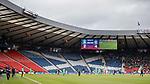 Empty seats as Hibs fans have seen enough