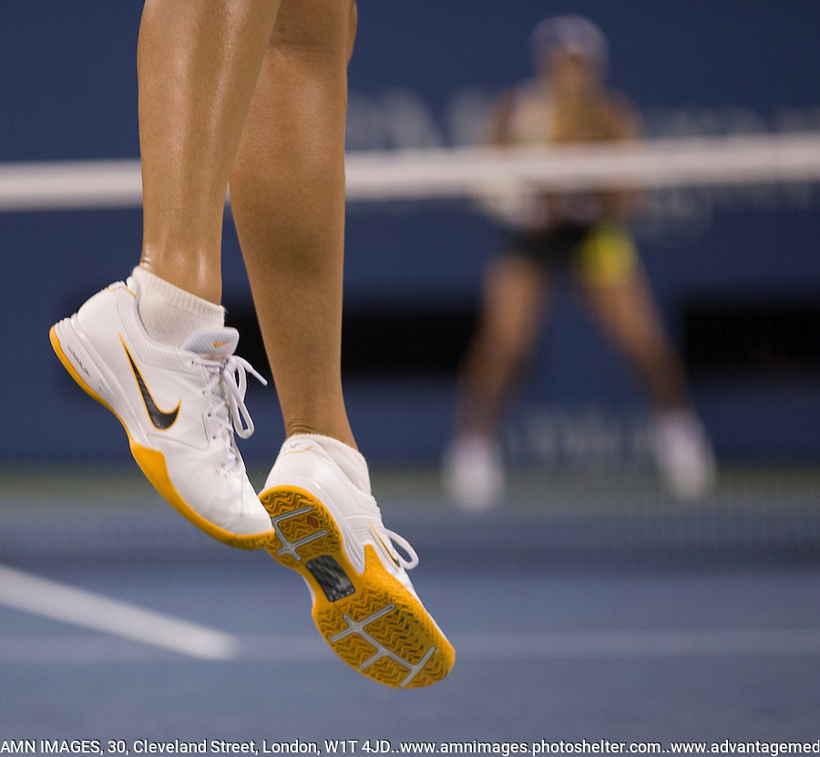 Maria Sharapova..Tennis - US Open - Grand Slam -  New York 2012 -  Flushing Meadows - New York - USA - Sunday 2nd September  2012. .© AMN Images, 30, Cleveland Street, London, W1T 4JD.Tel - +44 20 7907 6387.mfrey@advantagemedianet.com.www.amnimages.photoshelter.com.www.advantagemedianet.com.www.tennishead.net
