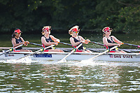 Race: 83  Event: J16 4x<br /> Crew: 267  Club: Lady E Holles<br /> <br /> Henley Women's Regatta 2018<br /> Friday<br /> <br /> To purchase this photo, or to see pricing information for Prints and Downloads, click the blue 'Add to Cart' button at the top-right of the page.